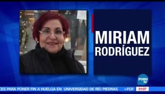 Activista, asesinada, Tamaulipas, había solicitado protección, Miriam Elizabeth Rodríguez Martínez, CNDH