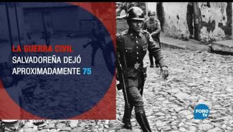 El Salvador, juicio, responsables, masacres, Guerra civil, Crimenes