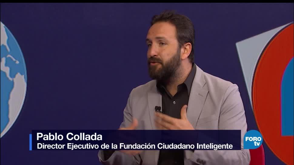 Genaro Lozano, entrevista, Pablo Collado, Fundación Ciudadano Inteligente, Gobiernos abiertos