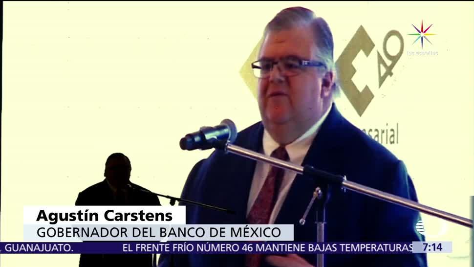 Carstens, libre mercado, renegociación, TLC