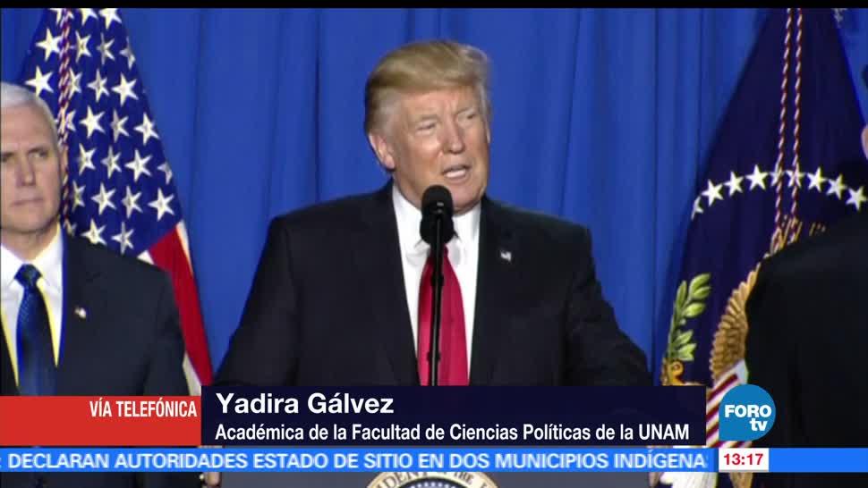 noticias, forotv, Despido, James Comey, seguridad de EU, Yadira Galvez