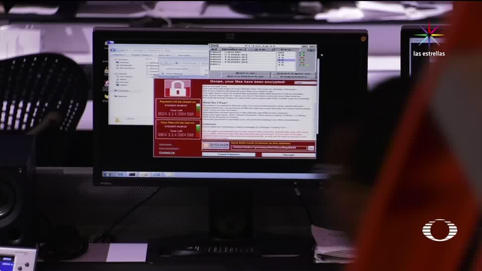 Ataque informático, afecta, países, ransomware, hackers, hackeo