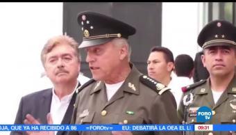 Cienfuegos, robo de combustible, gobiernos estatales, Baja California