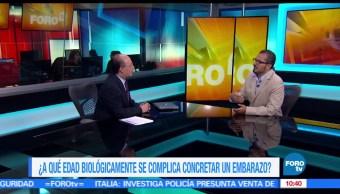 ginecólogo, Omar Colín, atraso de los embarazos, mujeres