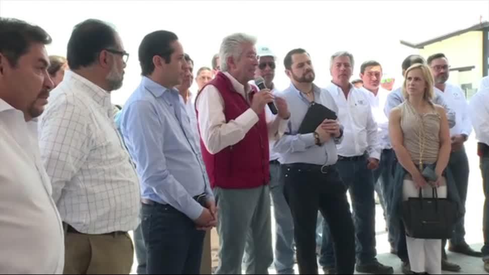 Ruiz Esparza, supervisa, macrolibramiento, Querétaro