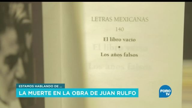 muerte, a través, Juan, Rulfo, cultura, cien años de Juan Rulfo