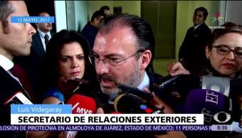 Carlos Sada, subsecretario para América del Norte, Cancillería, renegociar el TLC