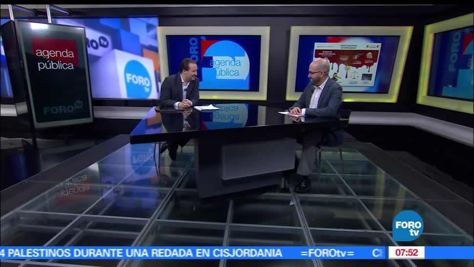Claudio Flores, Lexia, buena defensa, Estado de Derecho