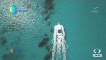 costa salvaje, Cuba, embarcamos, Antillas