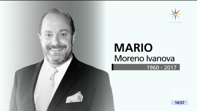 Fallece, el hijo, Cantinflas, Mario Moreno Ivanova