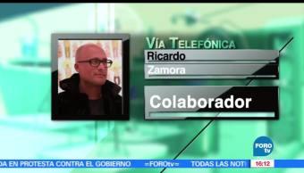 La colaboración, Ricardo Zamora, onvocatoria al Desafío, Google.org
