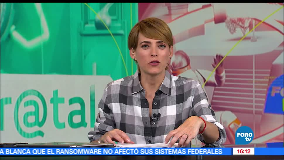 Fractal, Programa completo, Ana Francisca Vega, Ciencia, Tecnología