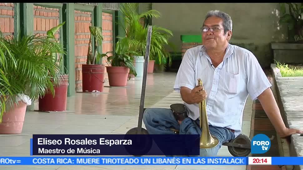 noticias, forotv, Maestro de música. Colima, ejemplo. docentes