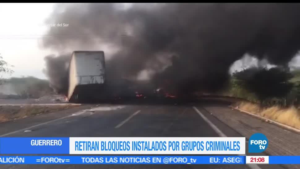 noticias, FOROtv, Gobierno, Guerrero, retoma control, Tierra Caliente