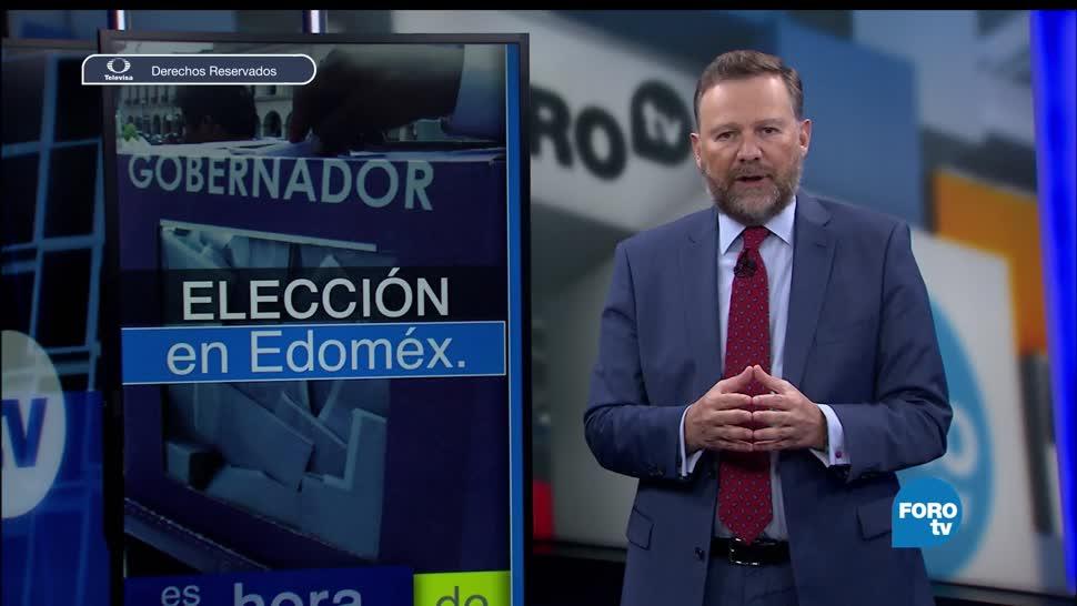 noticias, forotv, Elecciones, Estado de Mexico, Decision 2017, Elecciones en el Estado de Mexico