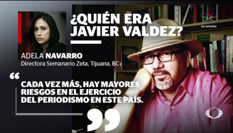 noticias, televisa news, Reacciones, asesinato, periodista, Javier Valdez