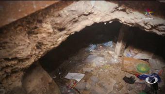 noticias, Televisa news, Descubren, tuneles y bodegas, penal, Reynosa