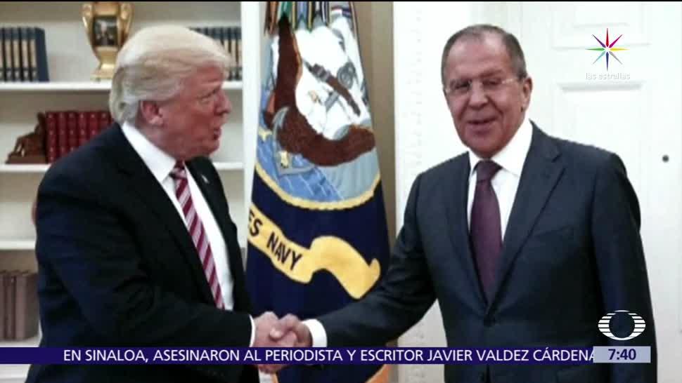 Donald Trump, información secreta, denuncia, The Washington Post