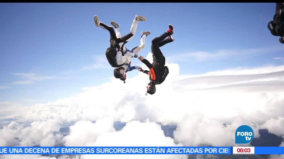 Esteban Arce, equipo de trabajo, avance, Matutino Express