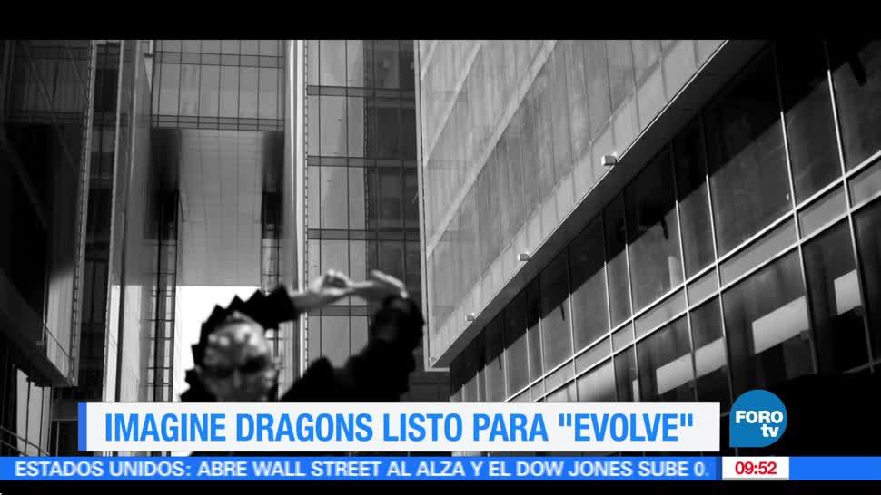 banda norteamericana, Imagine Dragons, estreno, nuevo material discográfico