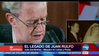 noticias, FOROtv, Juan Rulfo, voz a la gente, Revolucion, Julia Santibanez