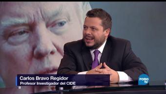 noticias, FOROtv, Trump, El principio del fin, escandalos, Carlos Bravo Regidor
