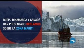 noticias, forotv, Energéticos, quién controlará, ártico, deshielo del Ártico