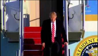 noticias, televisanwes, Trump, sus días más difíciles, presidente de EU, Donald Trump