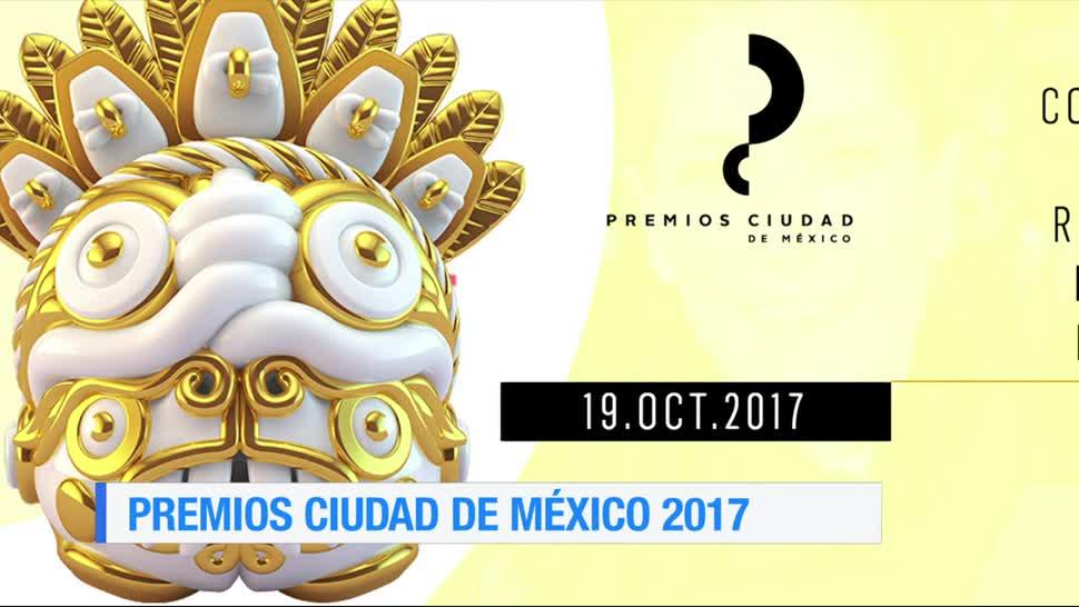 Segunda, edición, Premios, Ciudad de México,Convocatoria, Premios CDMX