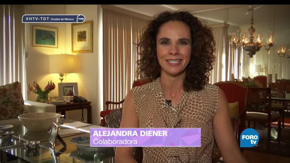 noticias, FOROtv, tratan, estilos, educativos, Alejandra Diener
