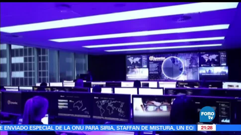 Especialistas, UNAM, ofrecen detalles, ciberataque global, virus, informatico