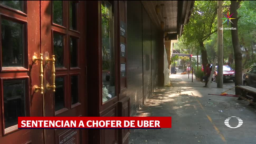 Sentencian, chofer, Uber, violación, Abuso sexual, Transporte publicos