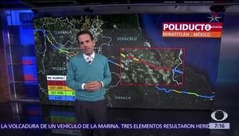 Informes de inteligencia, organización del negocio, huachicoleros, Triángulo Rojo, Puebla