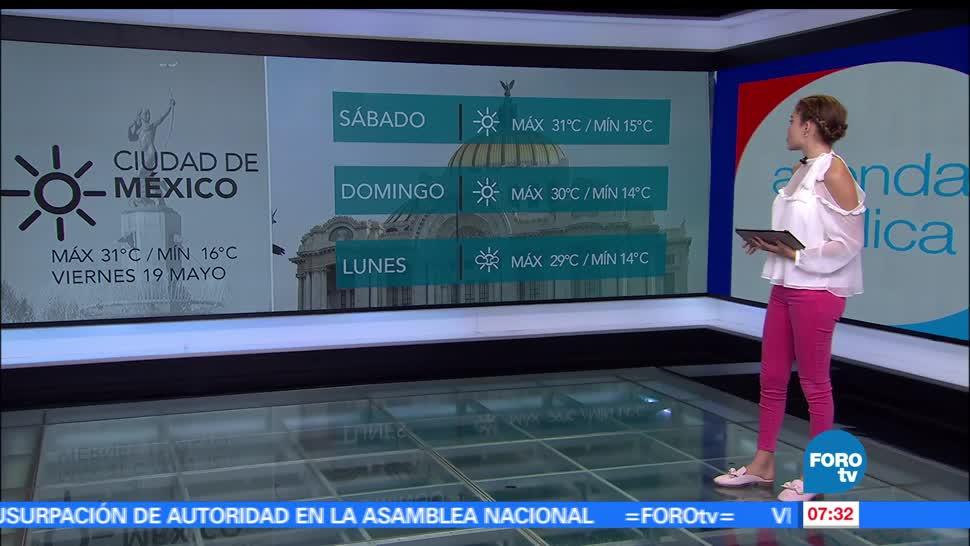 El clima, Daniela Álvarez,, fenómenos meteorológicos, frente frío