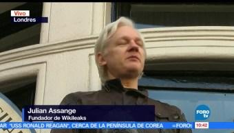 WikiLeaks, Julian Assange, publicaciones, Embajada de Ecuador