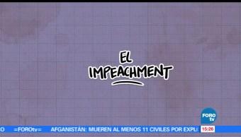 noticias, forotv, El ABC, impeachement, EU, El ABC del impeachement en EU