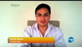 noticias, foroTV, Mexicanos, telefonos inteligentes, Yamil Nares, telefonos
