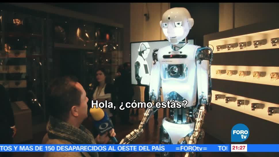 Inteligencia artificial, podría, no estar tan lejana, realidad, robots, ciencia y tecnología