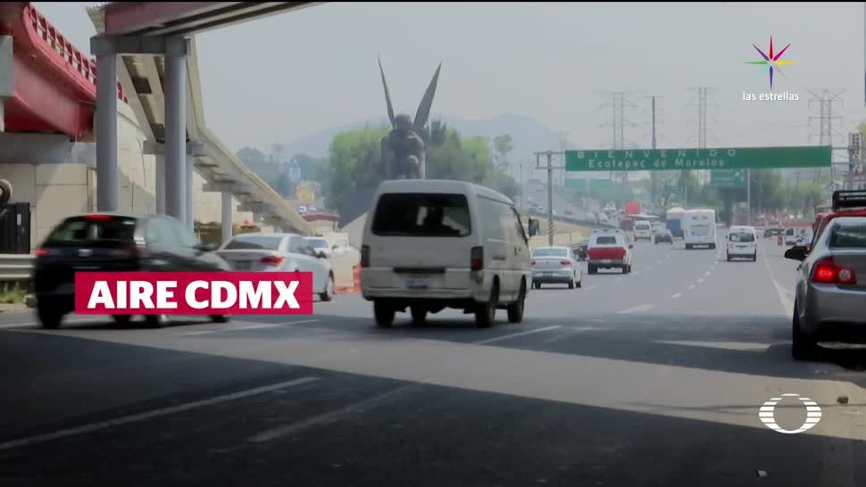 Qué, respiramos, CDMX Ciudad de México, contaminación, aire, cdmx