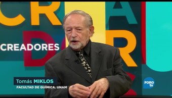 cambio, climático, Tomás Miklos, de Facultad de Química de la UNAM,