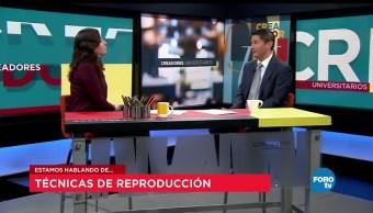 técnicas, reproducción asistida, Armando Roque, de la Facultad de Medicina de la UNAM