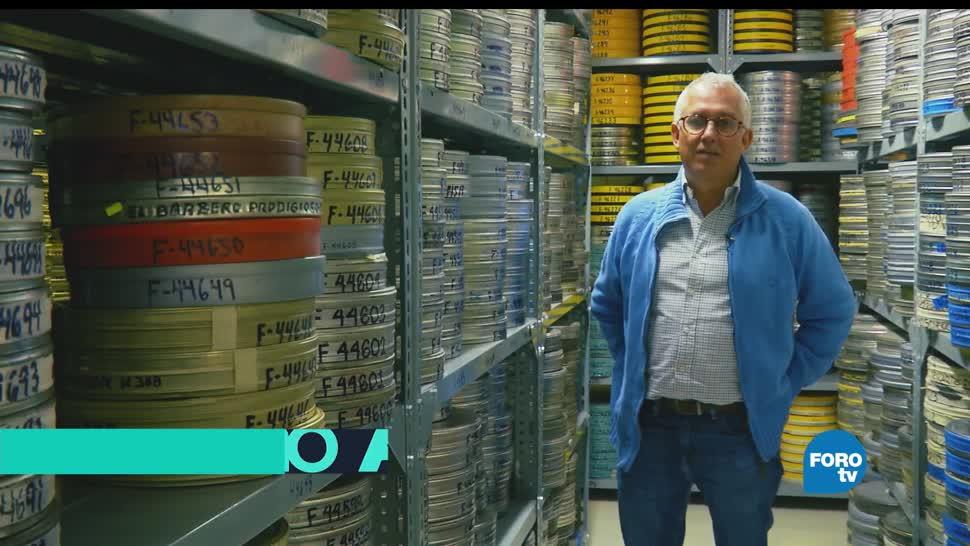 Filmoteca, UNAM, rescate y restauración, Especialistas
