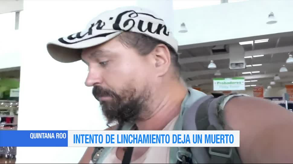 Intento, linchamiento, ucraniano ruso, Cancún Quintana Roo, racismo, ruso