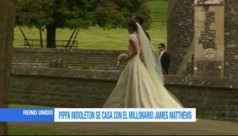Pippa Middleton, casa, millonario, James Matthews, Reino Unido, duquesa de Cambridge