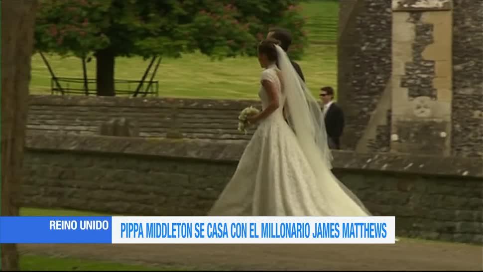 Pippa Middleton, casa, millonario, James Matthews, Reino Unido, duquesa de Cambridge