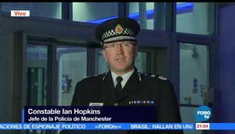 noticias, forotv, Investigan, explosiones, inmediaciones, Manchester Arena
