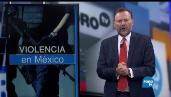 noticias, forotv, Violencia en Mexico, asesinatos de periodistas, violencia, periodistas