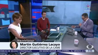 Martín Gutiérrez Lacayo, CAMe, sistema de alta presión, concentración de contaminantes