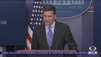 Michael Flynn, exasesor de Seguridad Nacional, documentos, Senado, Rusia, EU