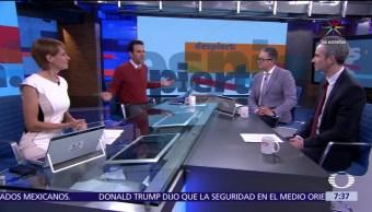Jonathan Furszyfer, Programa de Seguridad, México, homicidios dolosos
